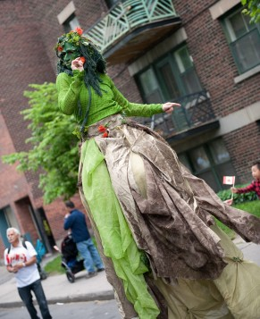 Event Planning - Canadian Museum of Nature Parade